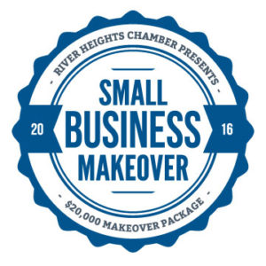 2016 Small Business Makeover Contest Logo