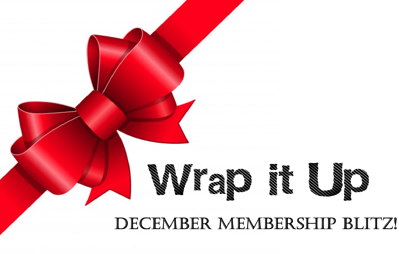 Wrap it Up December 2018 River Heights Chamber Membership Blitz